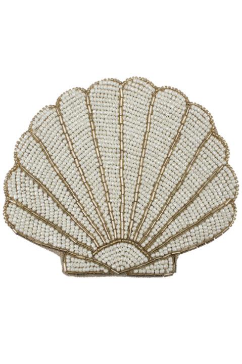 Porte Monnaie Perles Coquillage