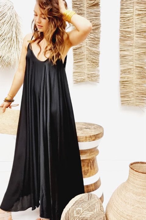 Robe Elizabeth - Noir