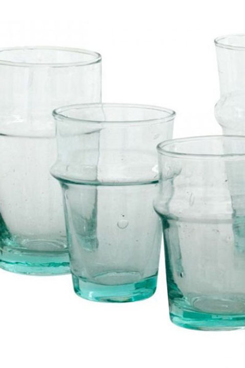 Mug Beldi Transparent - L