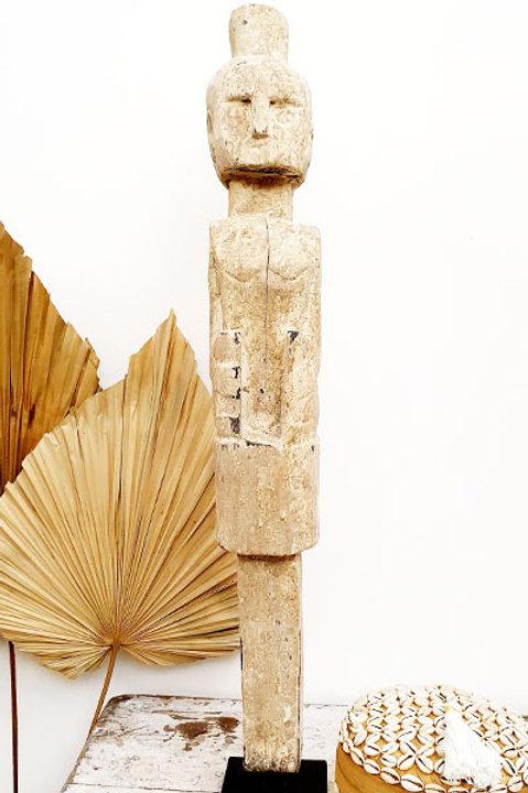 Statue Totem en Bois