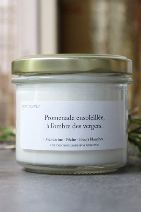 Bougie - Mon Mardi