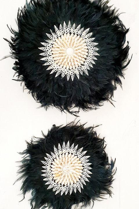 Juju Hat Coquillage - S - Black