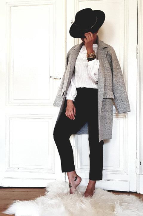 Manteau Glitter - Grey