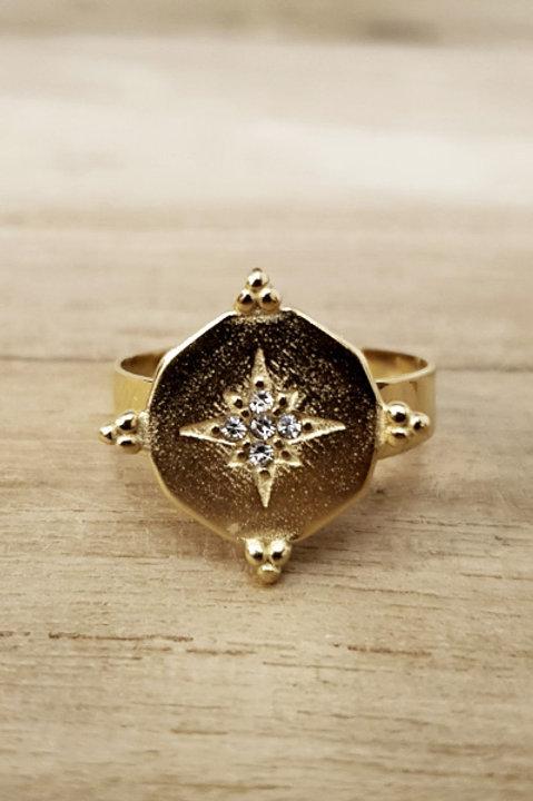 Bague Inca Gold