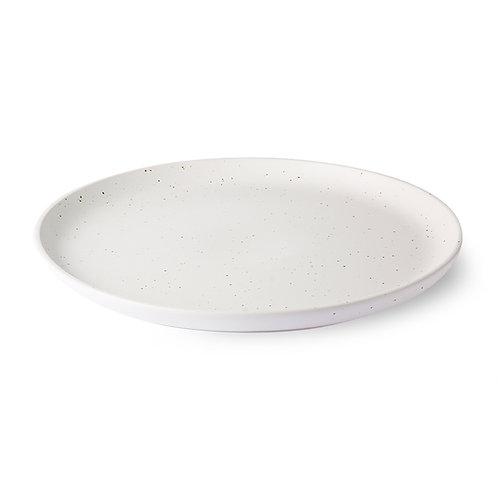Assiette Céramique Blanc