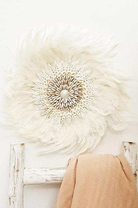 Juju Hat Coquillage - S - White