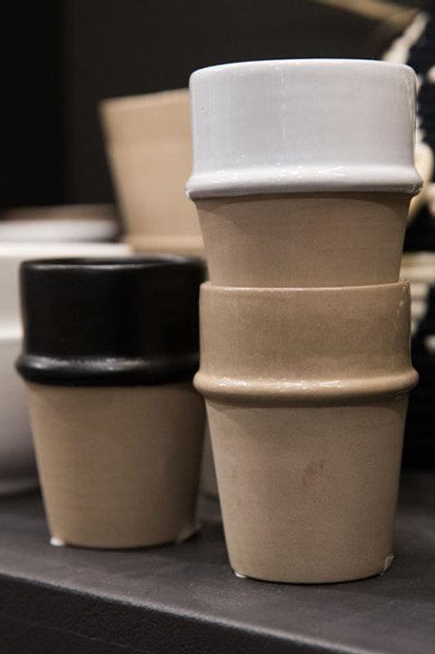 Mug Beldi Ceramique - Noir