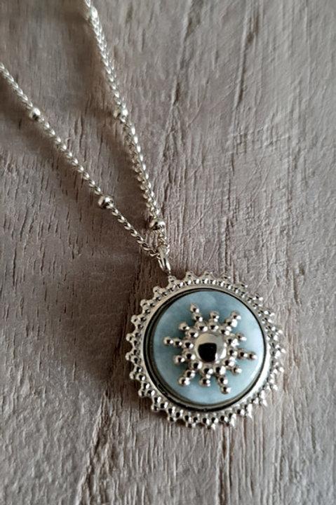 Collier Gypset Turquoise