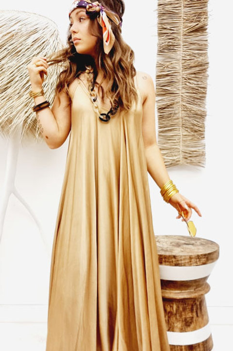 Robe Elizabeth - Gold