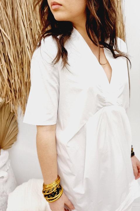 Robe Leto Blanche