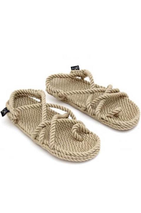 Sandales ToeJoe Beige
