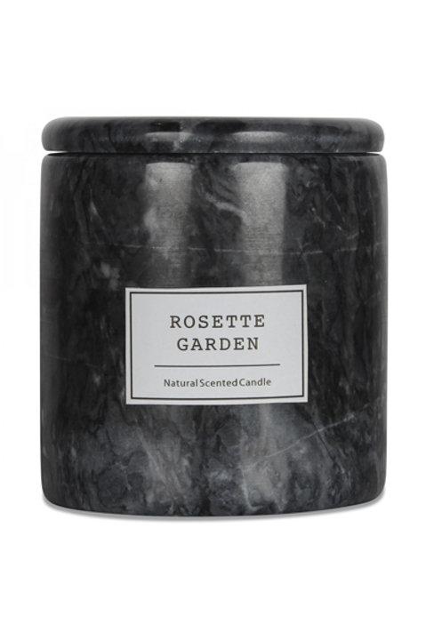 Bougie Marbre - Rose