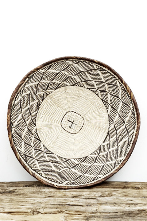Déco Murale - Tonga Naturel - N.7 - 40cm