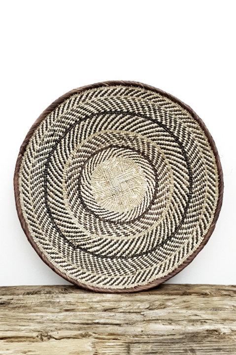 Déco Murale - Tonga Naturel - N.9 - 40cm