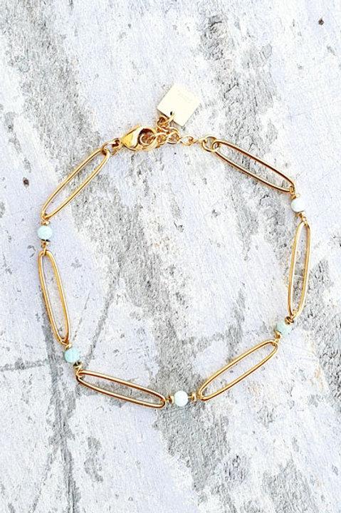 Bracelet Aigue Marine - N.1