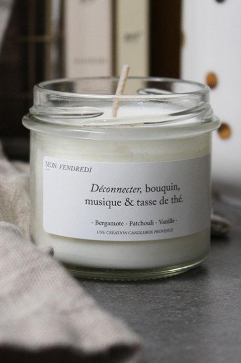 Bougie - Mon Vendredi