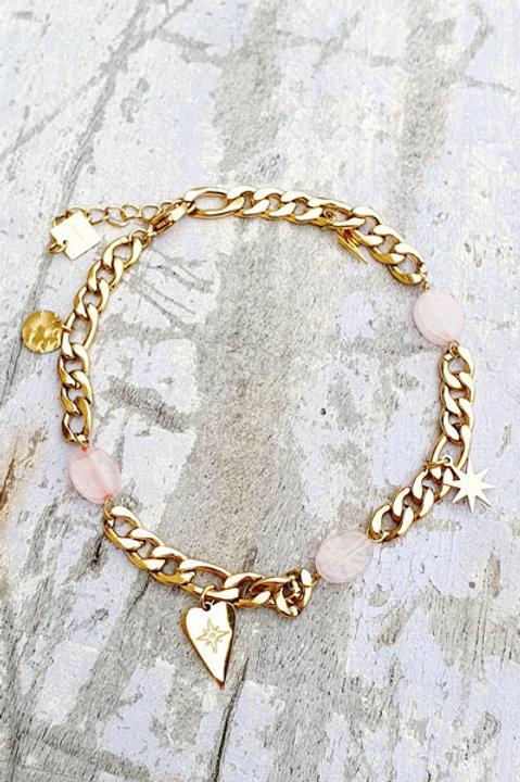 Bracelet de Cheville - Gold