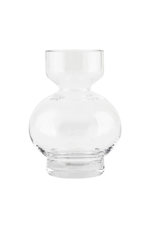 Vase Bubble Verre - N.V