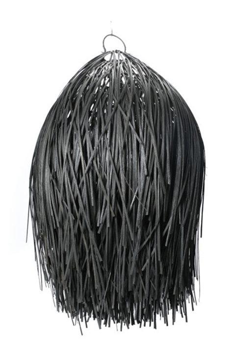 Suspension Ibicenca Black