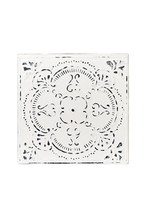 Plaque Victorienne - Flower - MM