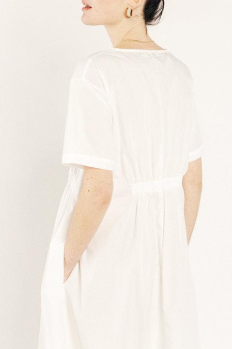 Robe Chemise Longue Minimal