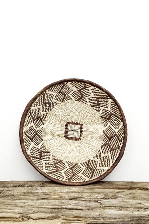 Déco Murale - Tonga Naturel - N.3 - 30cm