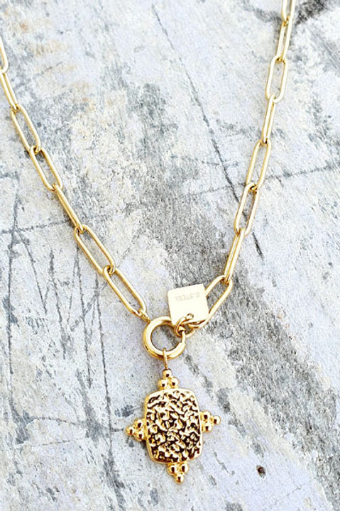 Collier Chainette - Gold