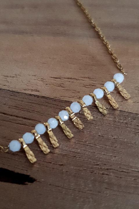 Collier Ras de Cou Summer N.1 - White Gold