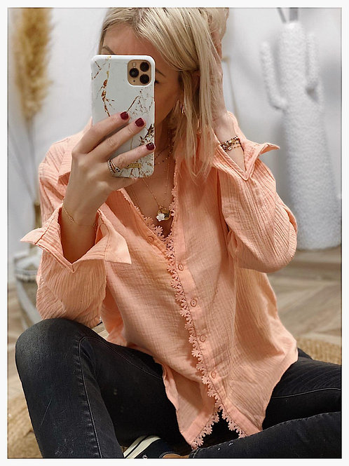 Chemise Sweety Broderie
