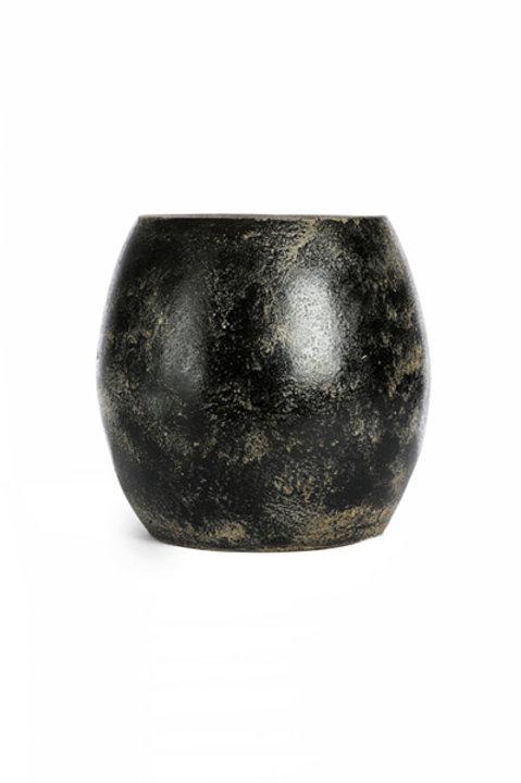 Vase Céramique Noir - GM