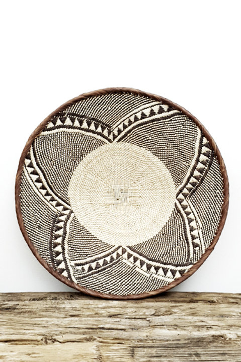 Déco Murale - Tonga Naturel - N.2 - 40cm