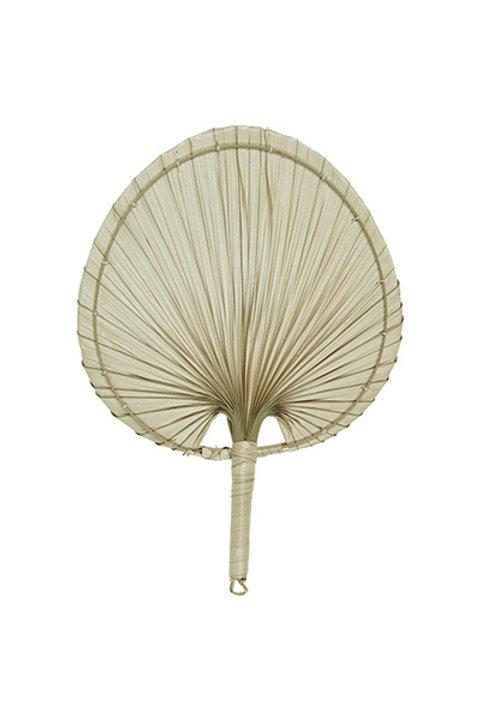 Eventail Plissé Palm - MM