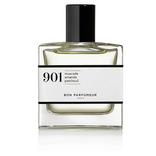 Eau de Parfum : 901 - Muscade / Amande / Patchouli