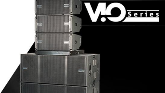 Set Vio Systeme line Array