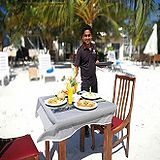 Sand Grill Restaurant by The Crown Beach Hotel