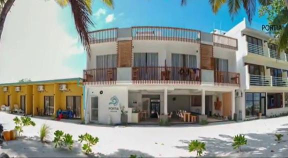 The Crown Beach Hotel Maldives, Dhiffushi, Maldives