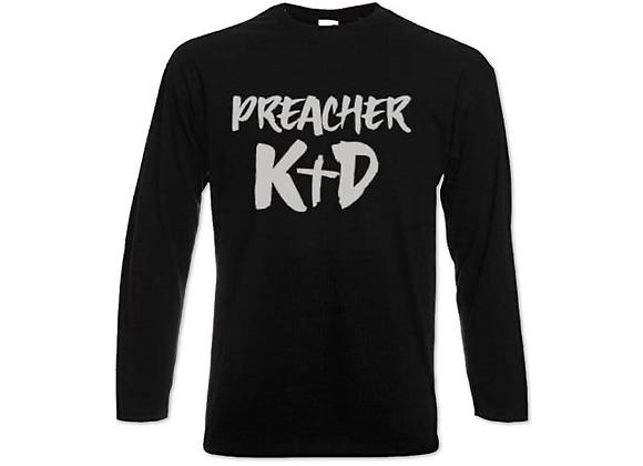 Preacher Kid Long Sleeve Shirt
