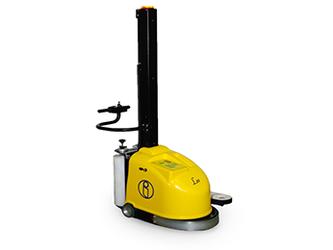 ACTIE  € 124,-  robot palletwikkelaar LEO