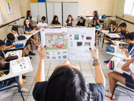 Thomas Bilíngue for Schools revoluciona ensino da língua inglesa