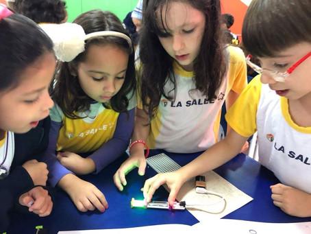 Casa Thomas Jefferson oferece programa bilíngue para escolas