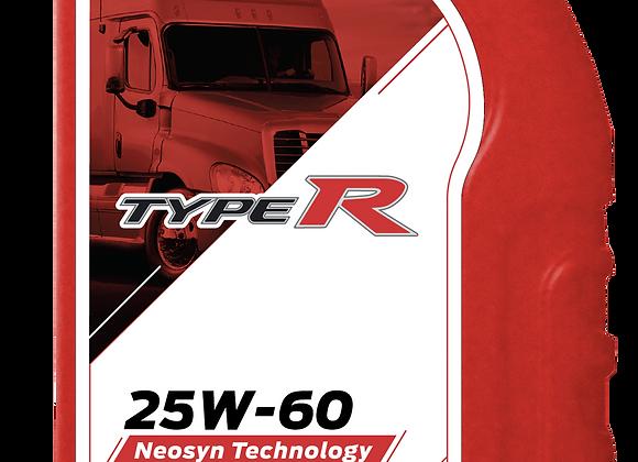 Lubricantes Motor Diesel Typer 25w60 API CF/SF En Cuarto Caja 24/4