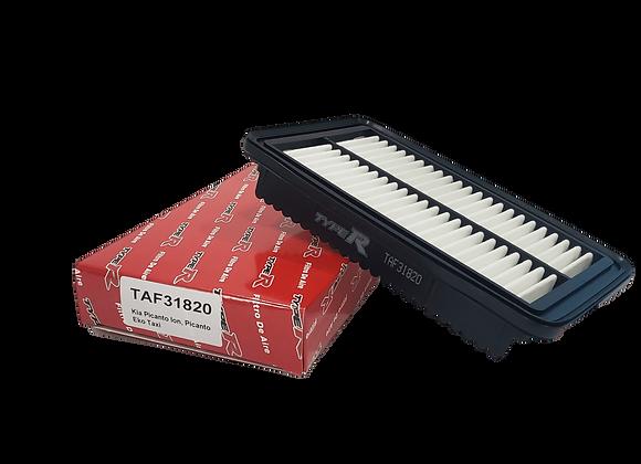Filtro De Aire TAF31820TYPER Para Kia Picanto Ion, Picanto Eko Taxi