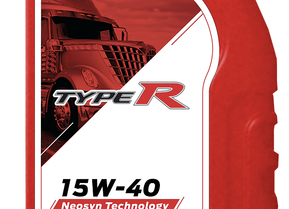 Lubricantes Motor Diesel Typer 15W40 API CK-4 En Tambor 55 Galones
