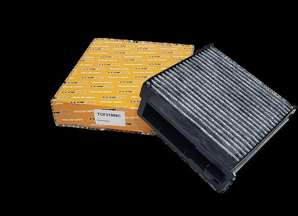 Filtro De Cabina Con Carbono Activado TCF31068CTYPER Para Renault Duster
