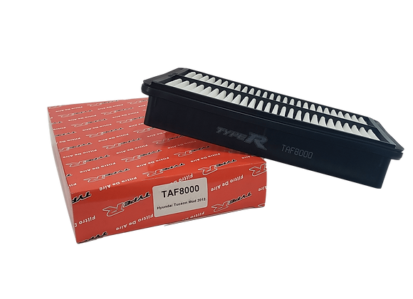 Filtro De Aire TAF8000TYPER Para Hyunday Tucson Mod 2012.