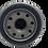 Thumbnail: Filtro De Aceite TOF1402TYPER Para Hyunday Atos ,Acent,I25/ Honda Crv / Kia