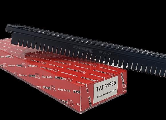 Filtro De Aire TAF31936TYPER Para Hyundai Grand i10