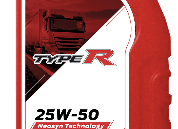 Lubricantes Motor Gasolina Typer 20W50 API SN En Cuarto Caja 24/4