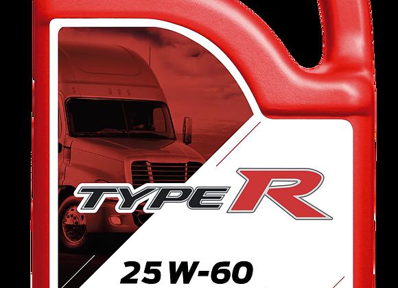 Lubricantes Motor Diesel Typer 25w60 API CF/SF En Galon Caja 6/Gal