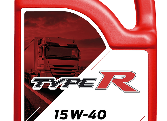 Lubricantes Motor Diesel Typer 15W40 API CI-4 En Galon Caja 6/Gal